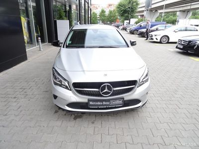 second-hand Mercedes CLA200 d Coupe