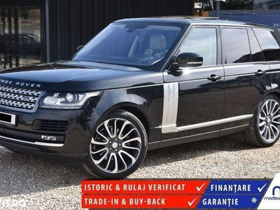 second-hand Land Rover Range Rover Vogue