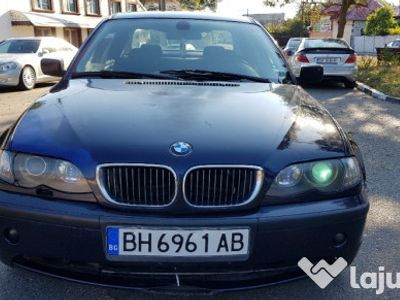 second-hand BMW 320 seria d 2002 6+1 trepte 150 cp