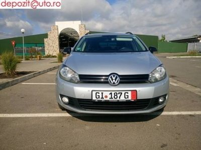 second-hand VW Golf 2013