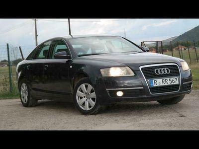 second-hand Audi A6 - an 2005, 2.4 i (Benzina)