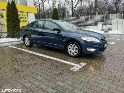 second-hand Ford Mondeo 1.6