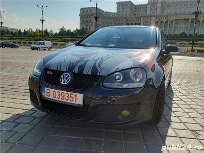 second-hand VW Golf GTI 200 cp