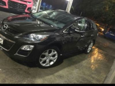 second-hand Mazda CX-7 2.2 diesel 4x4 2010