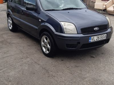 second-hand Ford Fusion 1.4 benzina