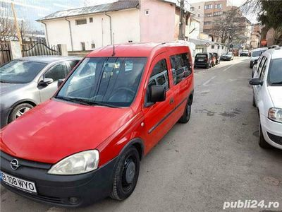 second-hand Opel Combo