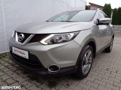 second-hand Nissan Qashqai 1,5 dCi Tekna