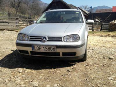 second-hand VW Golf IV an 2005