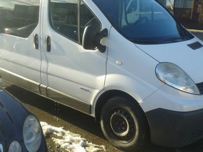 second-hand Renault Trafic mixt 5+1 2009