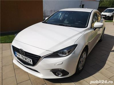 second-hand Mazda 3 Skyactive 2014 EURO 6 - FULL OPTION!
