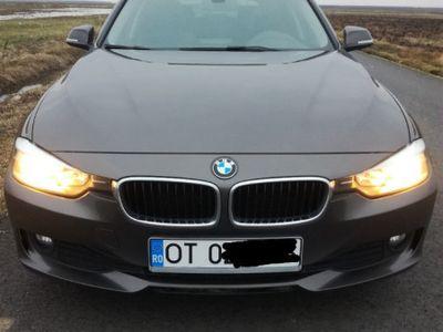 second-hand BMW 316 F31, 2014