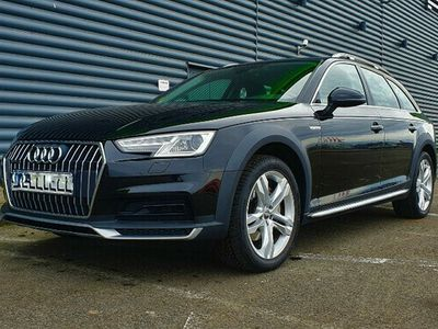 second-hand Audi A4 Allroad 2017