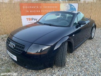 second-hand Audi TT Roadster