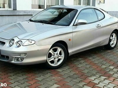 second-hand Hyundai Coupé