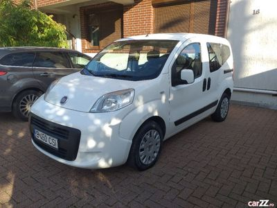 second-hand Fiat Qubo 2013 Impecabil 119000 Km realiii Euro 5