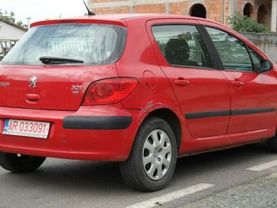 second-hand Peugeot 307 - an 2005, 1.6 Hdi (Diesel)