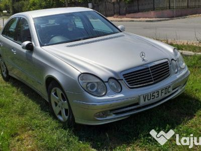 second-hand Mercedes 320 Impecabil