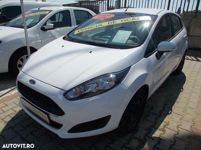 second-hand Ford Fiesta New