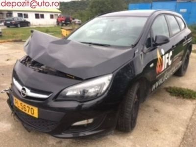 second-hand Opel Astra 2014