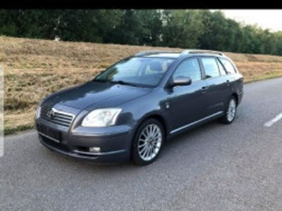 second-hand Toyota Avensis d-4d