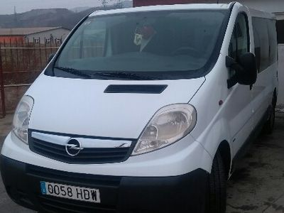second-hand Opel Vivaro 8+1 2011