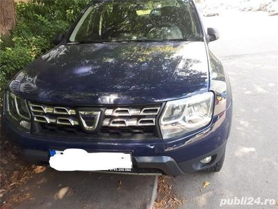 second-hand Dacia Duster 2015 4x4 1,5 dci