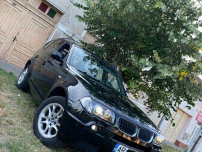 second-hand BMW X3 4x4 - an 2005, 2.0d (Diesel)