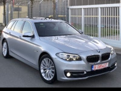 second-hand BMW 520 seria 5 2l 190cp
