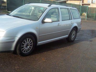 second-hand VW Bora 1,9 tdi