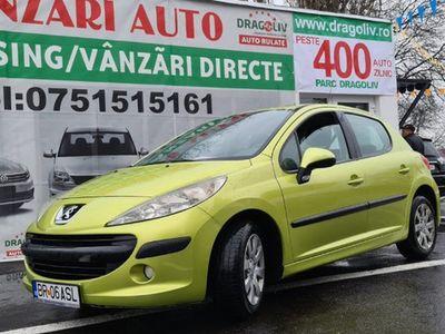 second-hand Peugeot 207 AC,1.4Benzina,2007,Finantare Rate