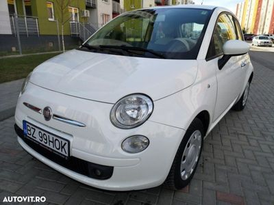 second-hand Fiat 500