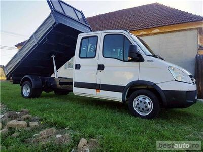 second-hand Iveco Daily 35C15 Basculabil 3 parti