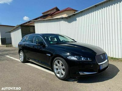 second-hand Jaguar XF 2.2