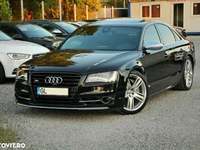 second-hand Audi S8
