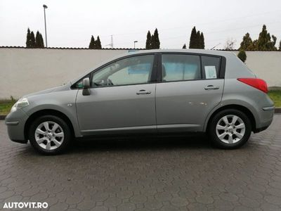 second-hand Nissan Tiida 1.6