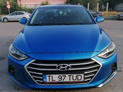 second-hand Hyundai Elantra 2017