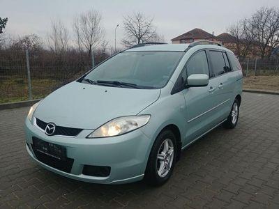second-hand Mazda 5 7 locuri - an 2007 2.0 (Diesel)