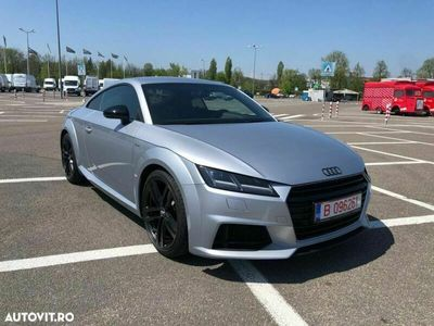 second-hand Audi TT Coupe