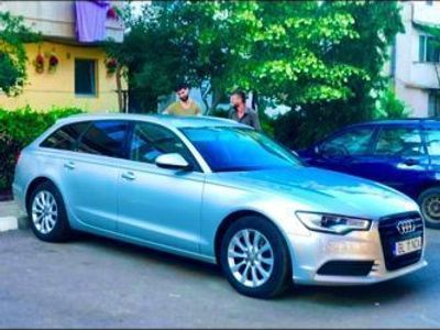 second-hand Audi A6 Avant