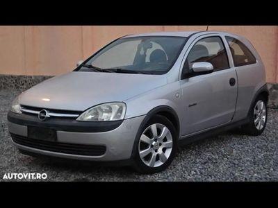 second-hand Opel Corsa C Comfort CU CLIMA - an 2002, 1.2 (Benzina)