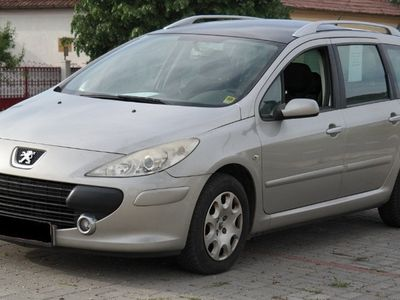 second-hand Peugeot 307 Sw - an 2008, 1.6 Hdi (Diesel)
