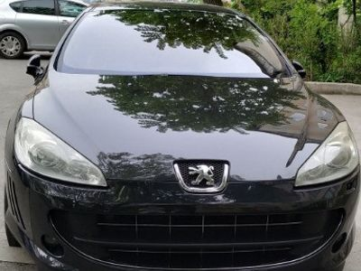 second-hand Peugeot 407 Coupe 2.2i benzina