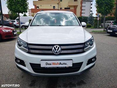 used VW Tiguan