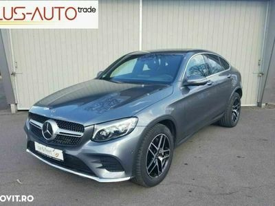 second-hand Mercedes 350 GLC Coupe