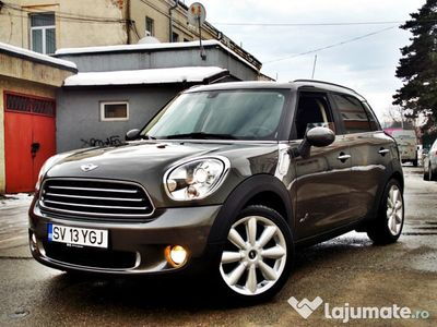 "second-hand Mini Cooper D Countryman all4 steptronic all4 ""chilli"