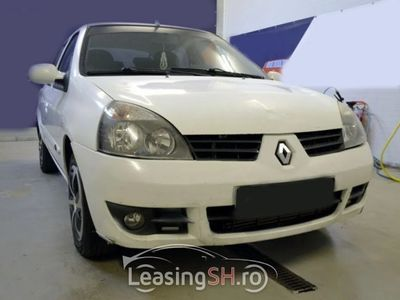 second-hand Renault Clio din 2007