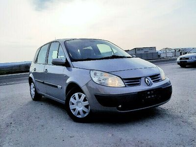 second-hand Renault Scénic Privilege Lux,1,6 Euro4,2006,Full