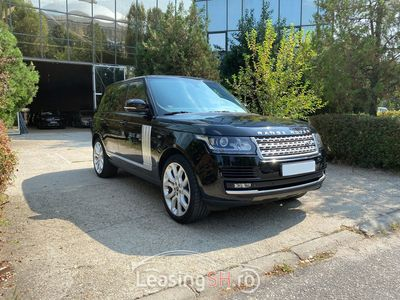 second-hand Land Rover Range Rover Vogue din 2013