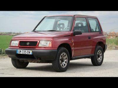 second-hand Suzuki Vitara 4x4