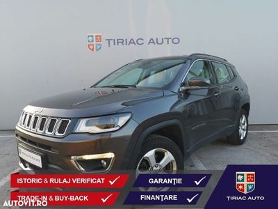 second-hand Jeep Compass 2.0